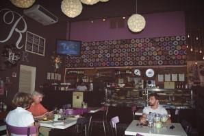 R's Cafe on Long Street